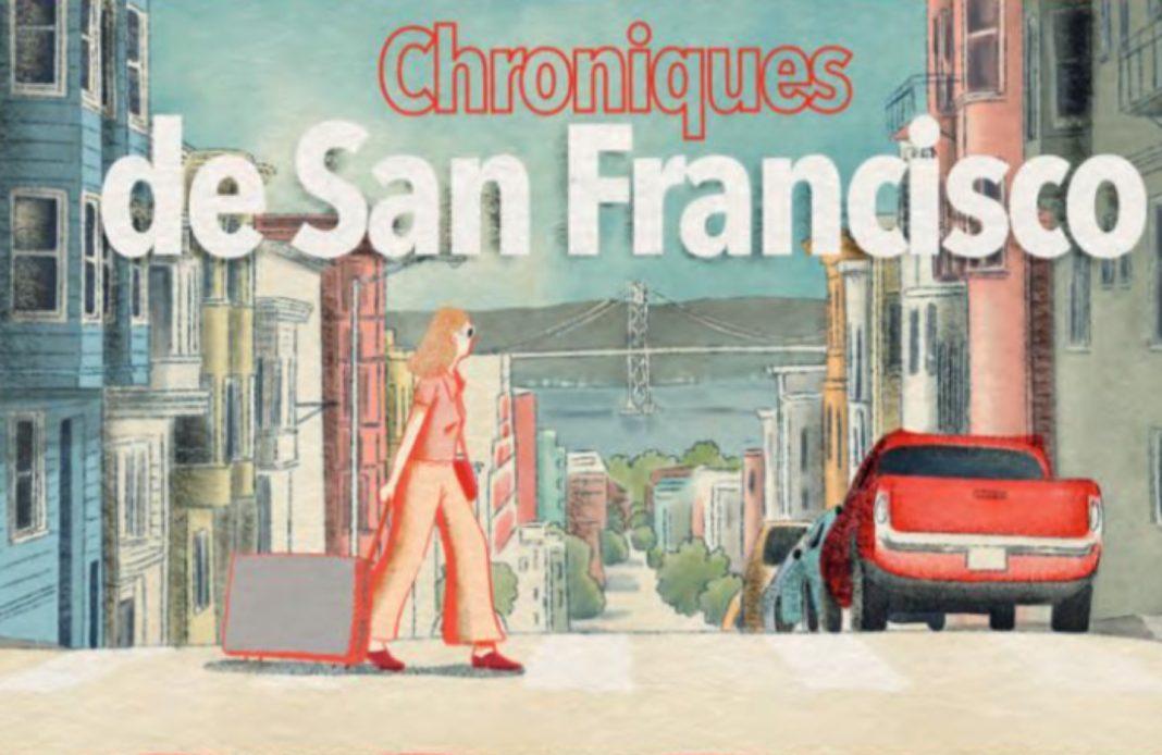 chroniques-de-san-francisco-bd-syma-news-florence-yeremian-livre-steinkis-Bande-dessinée-book-comic-armistead-maupin-isabelle-bauthian-sandrine-Revel-seventies-liberte