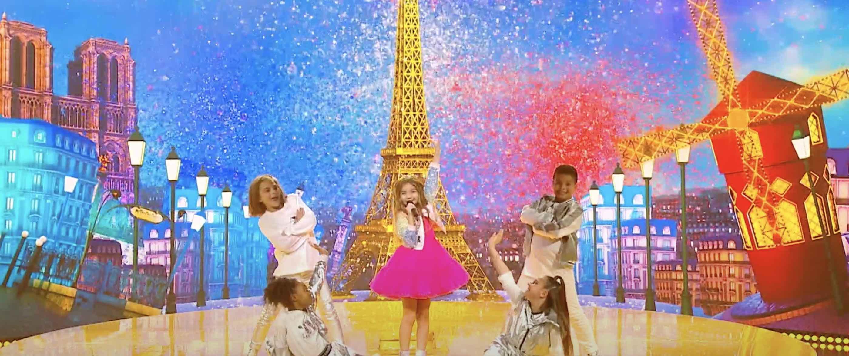 Valentina - Eurovision Junior 2020 - Eurovision Junior - J'imagine - Victoire - France