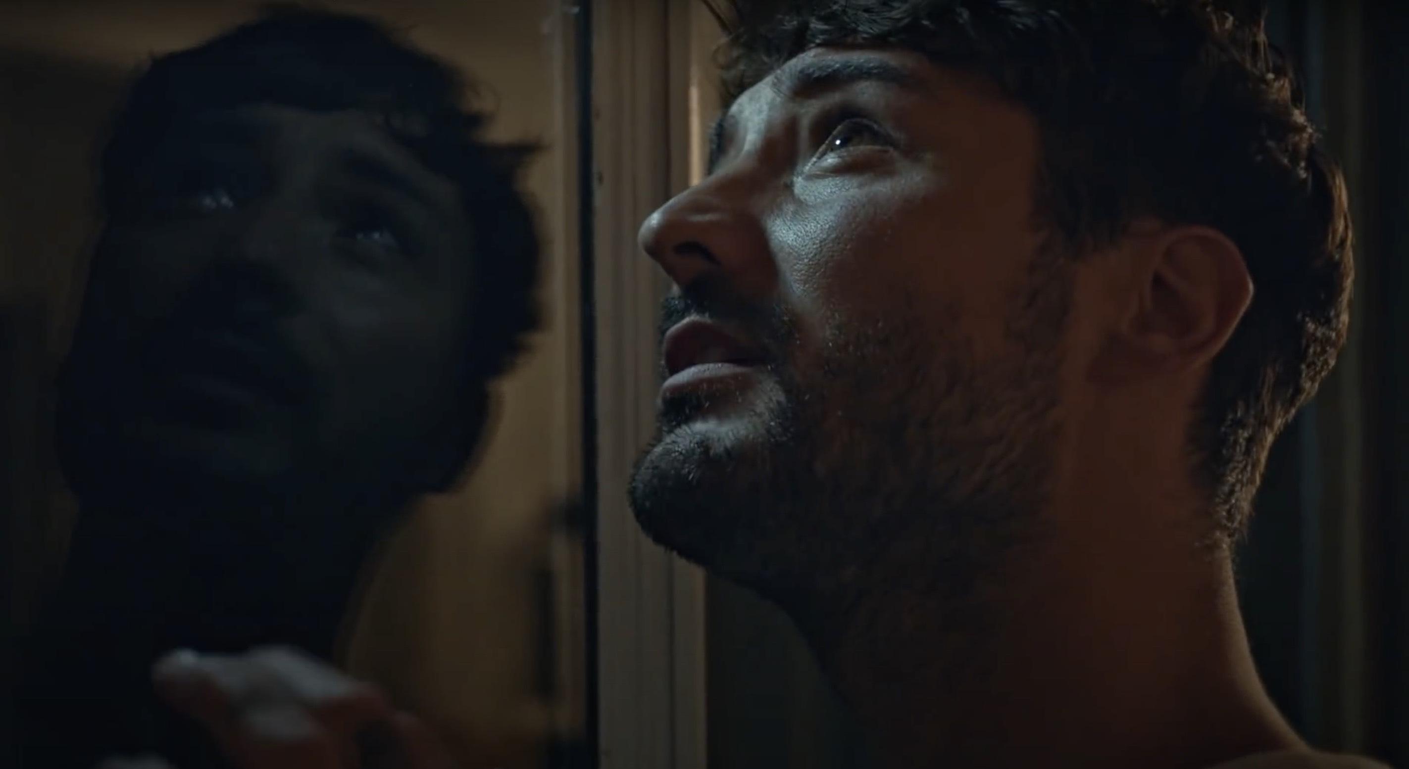 Jérémy Frerot - Retour - Un homme