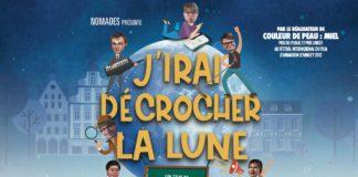 J'irai décrocher la lune - trisomie 21 - Laurent Boileau