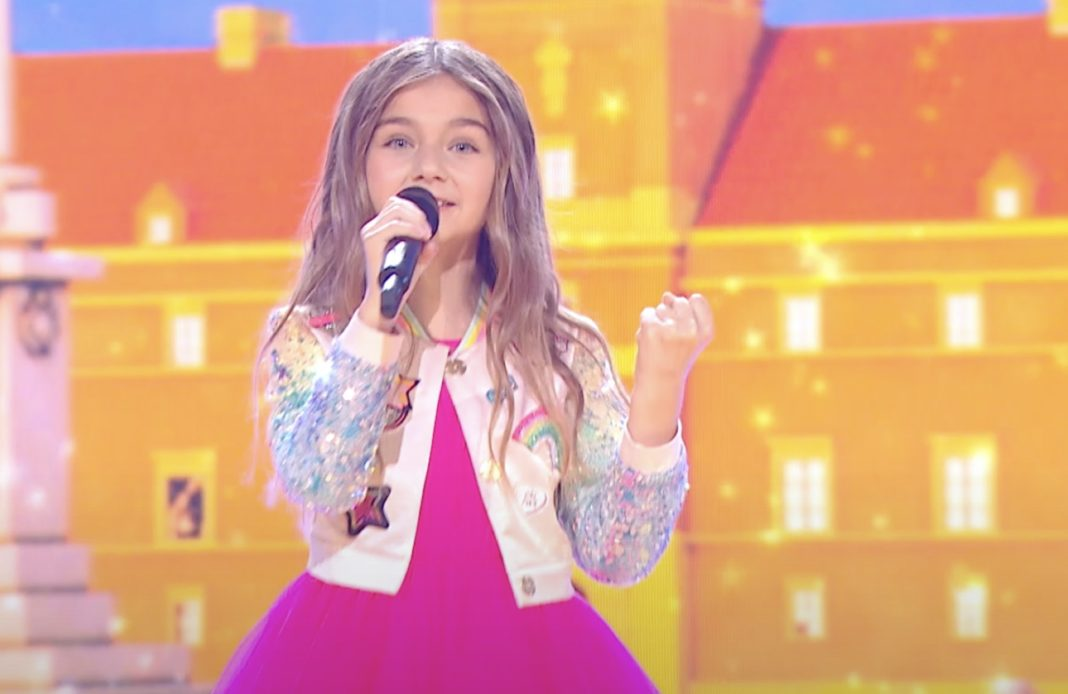 Valentina - Eurovision Junior 2020 - Eurovision Junior - J'imagine - Victoire - France