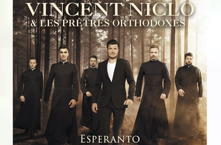 Vincent Niclo - Prêtres Orthodoxes - Esperanto -