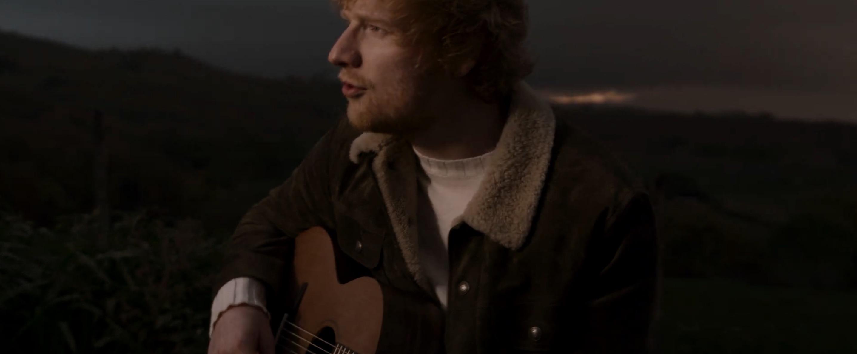 Ed sheeran - Afterglow -