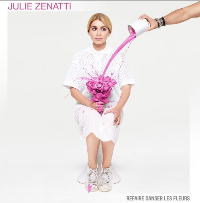 Julie Zenatti - Refaire danser les fleurs -