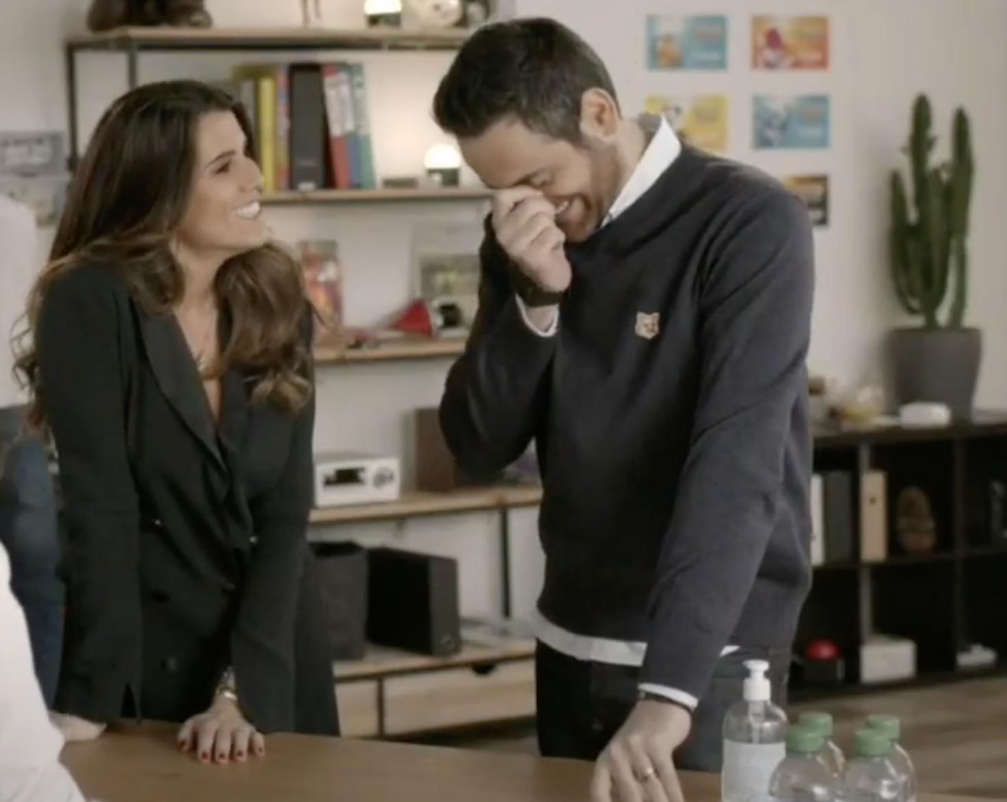 La grande incruste - Camille Combal - TF1 -