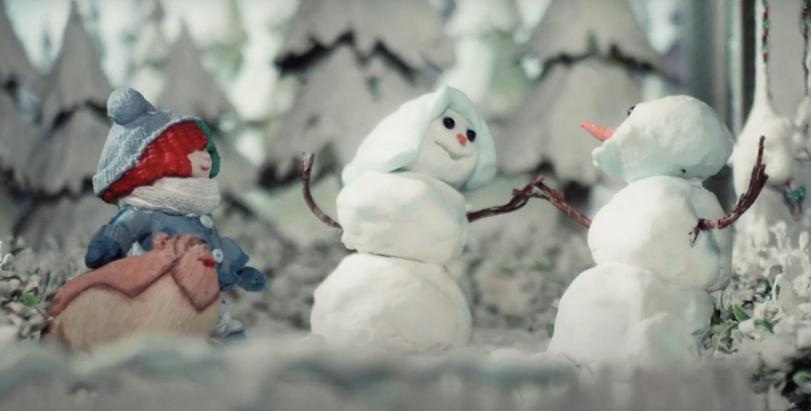 Sia - Snowman - Christmas -
