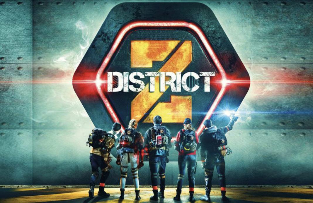 District Z - TF1 - Denis Brogniart - Arthur -