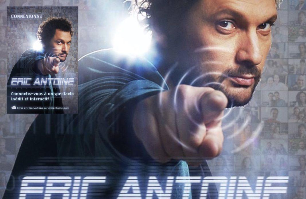 Eric Antoine - Connexions - spectacle digital - magie -