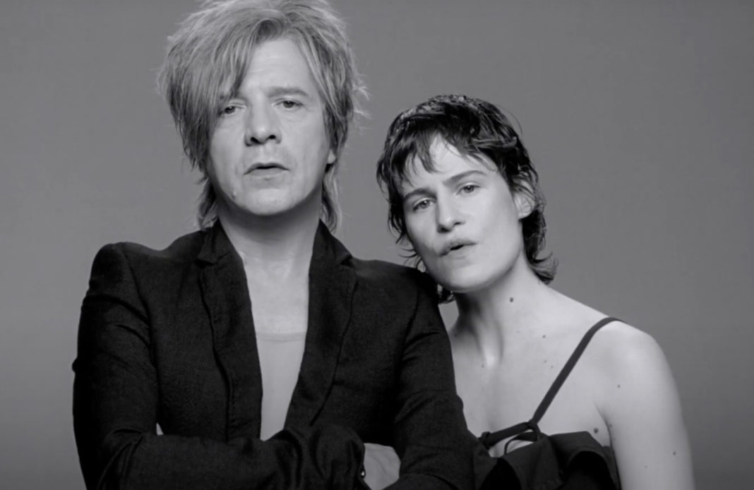 Indochine - Christine and the queens - 3Sex - reprise - duo - anniversaire
