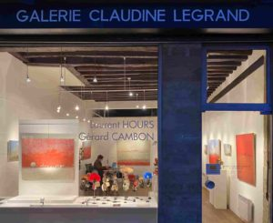 Galerie Claudine Legrand - paris - syma news - florence yeremian - art