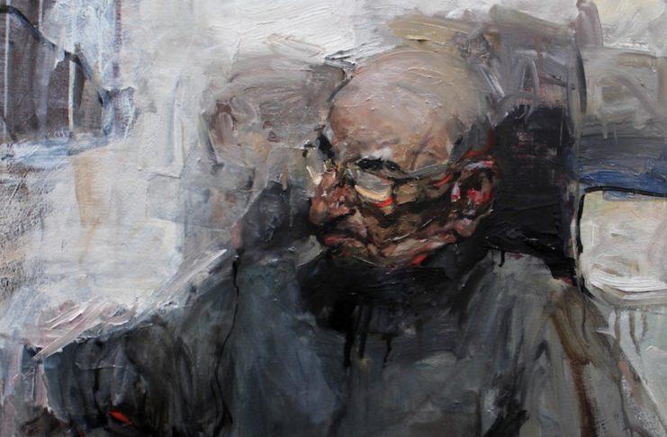 Harutyunyan - SYMA News - Artiste - peintre - florence yeremian - art - armenie - armenien - portrait