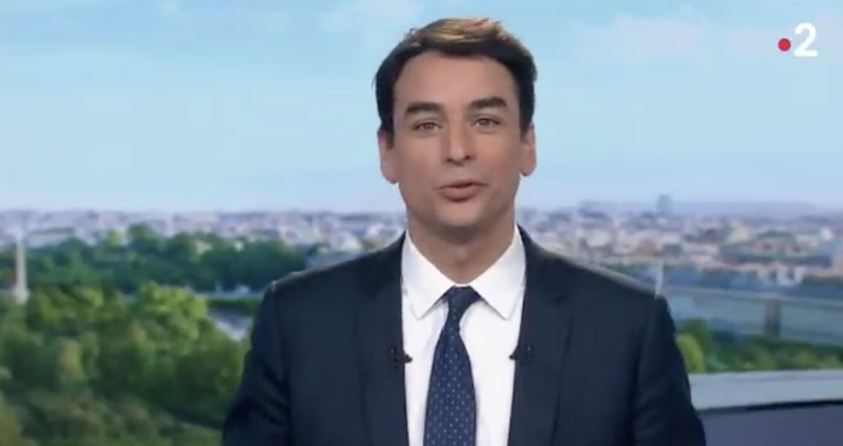 Julian Bugier - JT 13H - France 2 - JT -