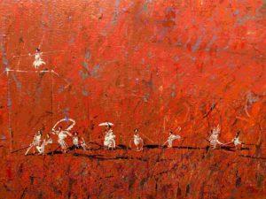 Laurent Hours - florence yeremian - exposition - arte - kunst - tableau - galerie