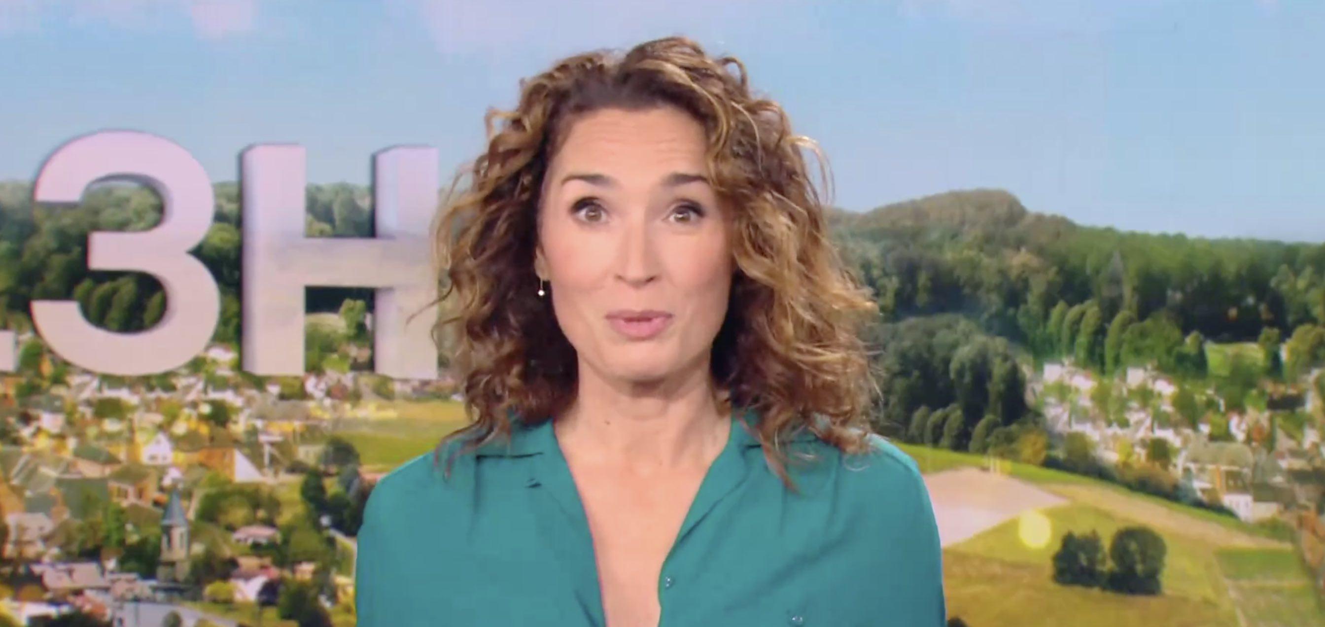 Marie Sophie Lacarrau - 13H - TF1 - JT - JT 13H -