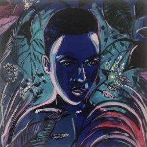 OmarMahfoudi-symanews - afikaris - florence yeremian - painting