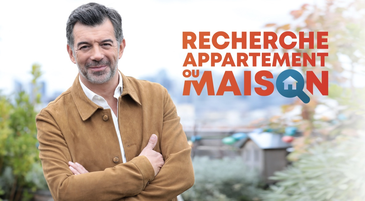 Recherche appartement ou maison - Stéphane Plaza - M6 -