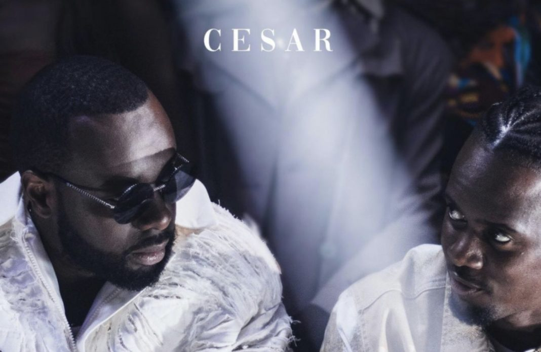 Black M - Gims - Cesar - duo -
