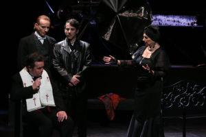 Adolf hitler - baronne von last - jean luc palies - syma news - vienne 1913 - Theatre - plaisir - nazi - freud - histoire - yeremian florence