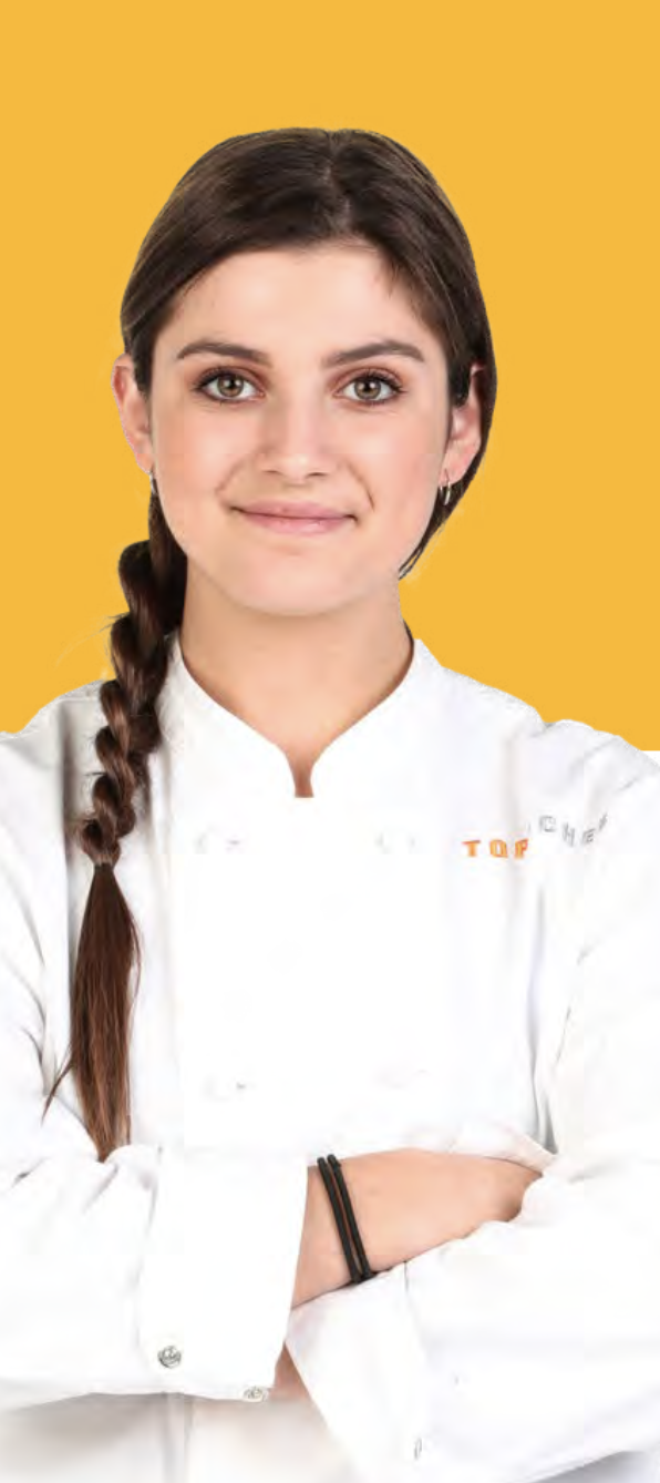 Top Chef 2021 - Top Chef 12 - Top Chef - candidats - Charline -