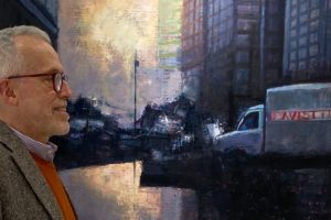 Miguel Nunez - Galerie genie bastille - syma - flo