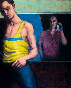 nunez rauschert - yeremian florence - hommes - painting