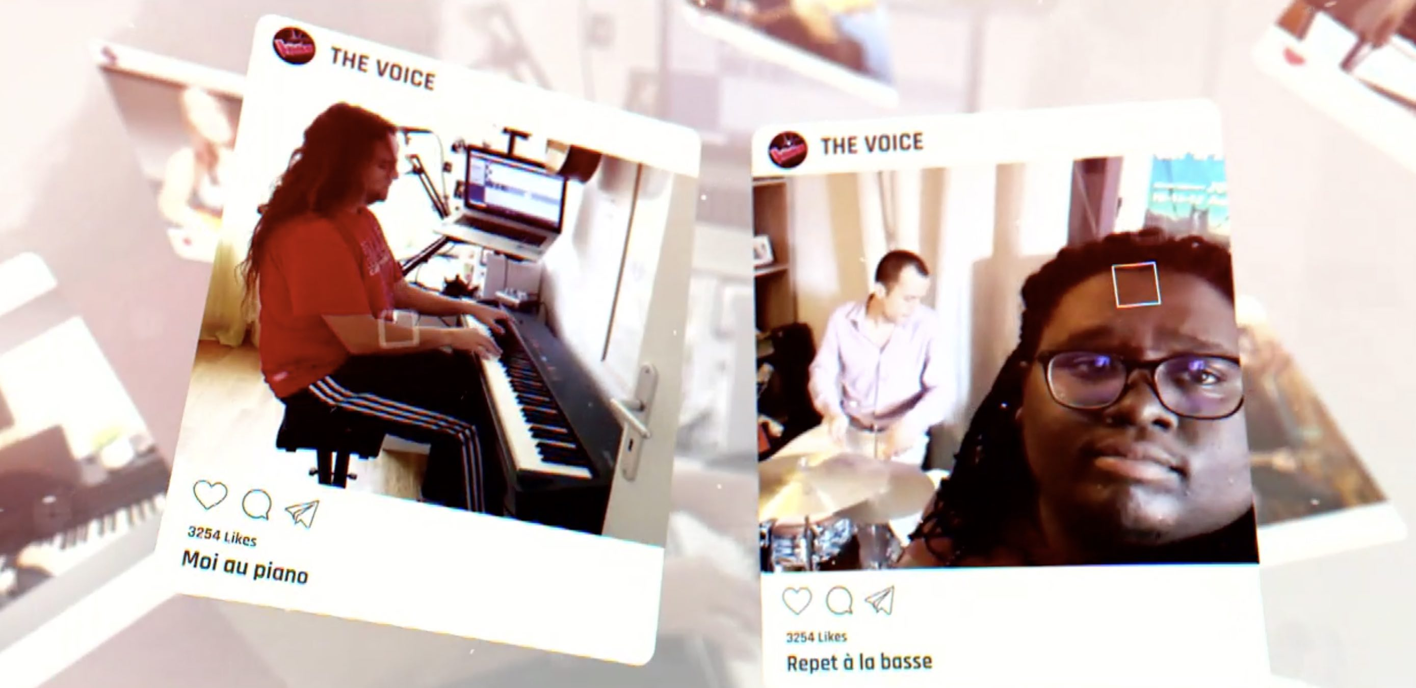 The voice 10 - The voice - TF1 -