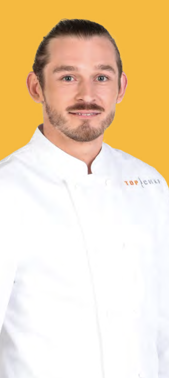 Top Chef 2021 - Top Chef 12 - Top Chef - candidats - Thomas -