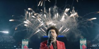 The Weeknd - super bowl -