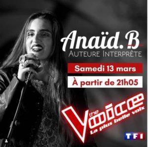 Anaid Boyadjian - the voice - syma - florence yeremian - vianney