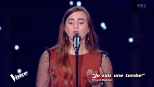 Anaid - the voice - syma - florence yeremian - vianney