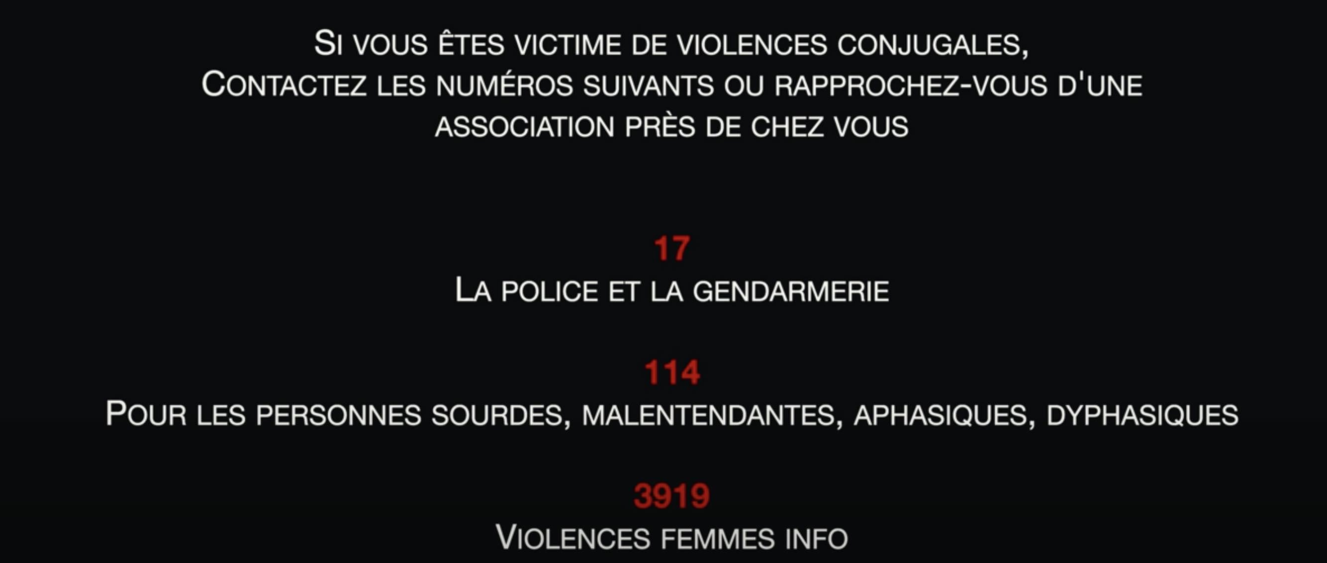 Camille Lellouche - N'insiste pas - violences aux femmes -