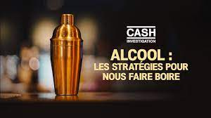 Cash investigation - alcool -