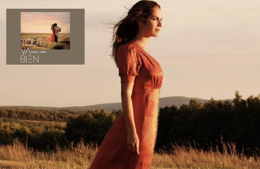 Elisa Tovati - Tout va bien - Interview - Entretien -