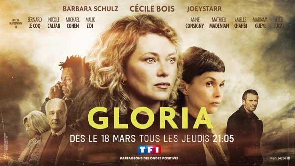 Gloria - TF1 - série tv -