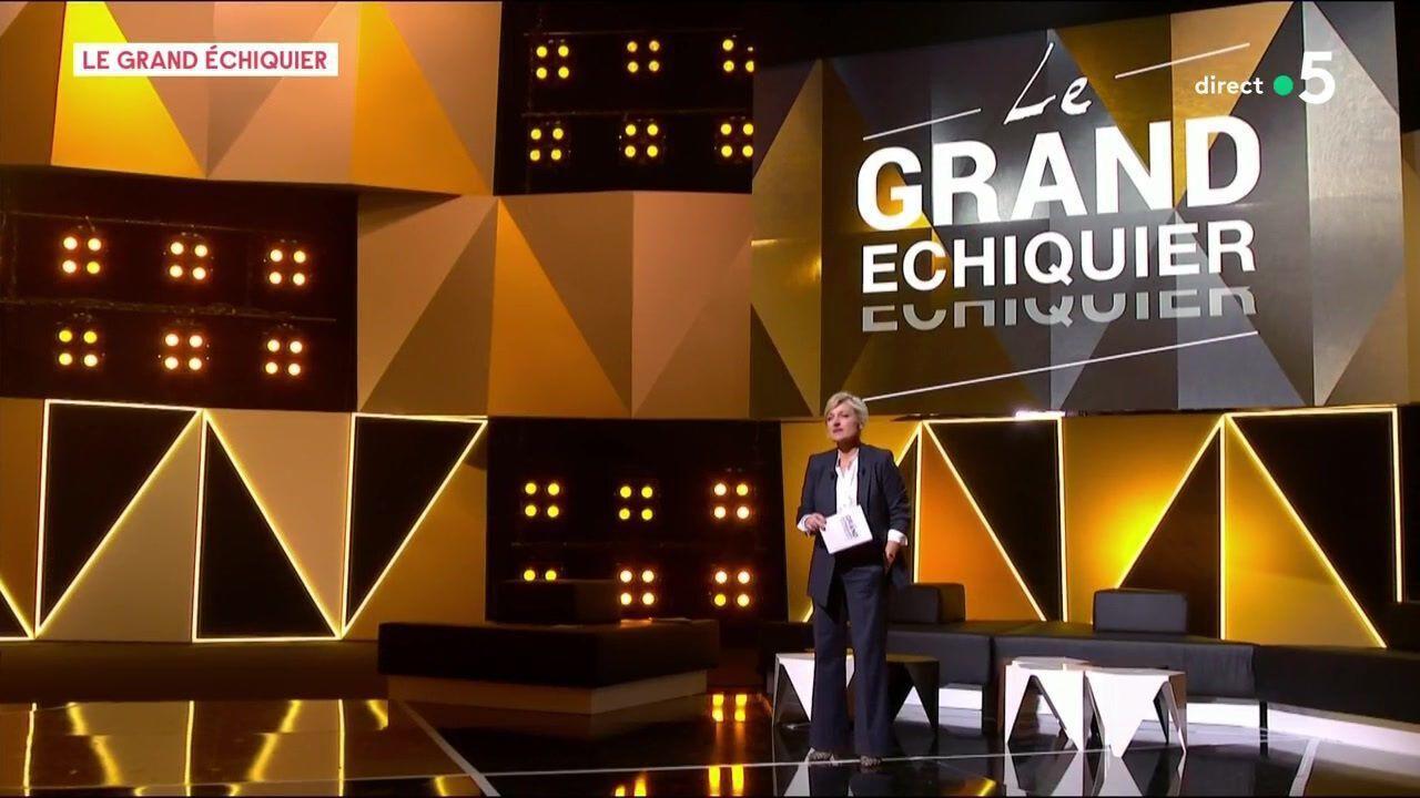 Le grand échiquier - France 2-