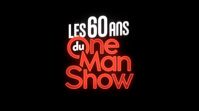 Les 60 ans du one man show - France 3 -