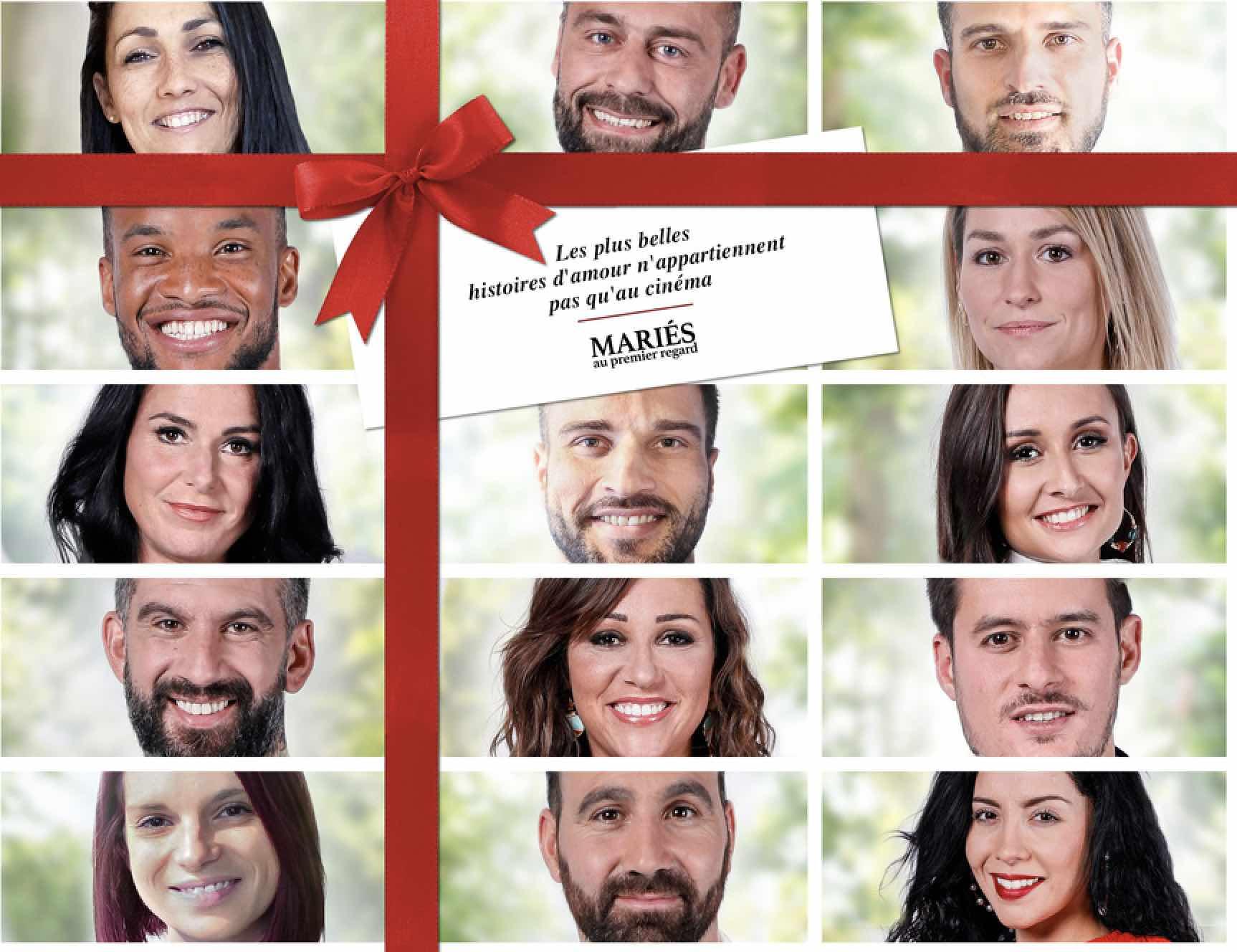 Mariés au premier regard - M6 - saison 5 -