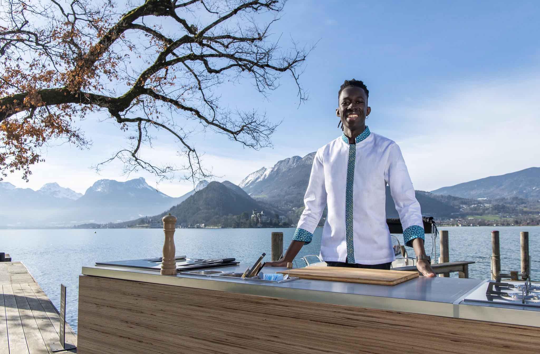 cuisine ouverte - Mory Sacko - France 3 - Top Chef - MoSuke -