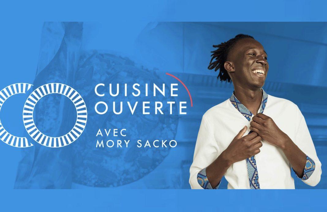 cuisine ouverte - Mory Sacko - France 3 -