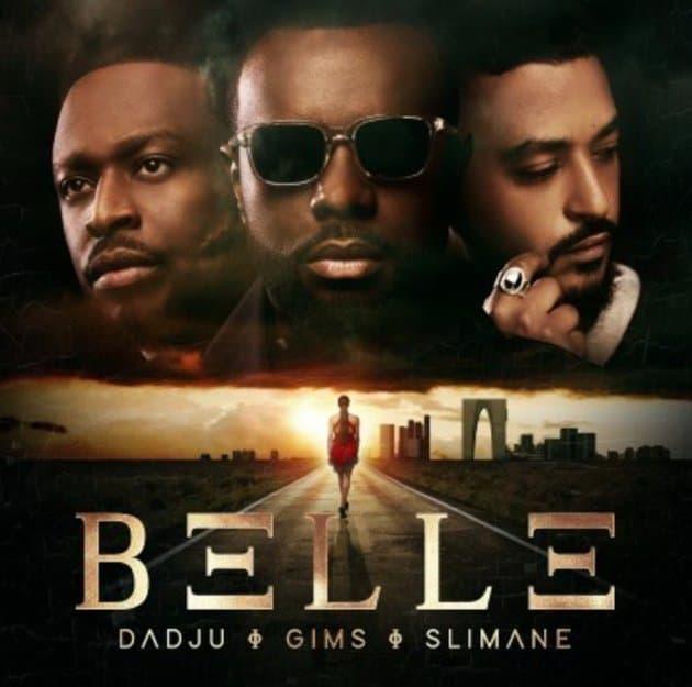 Gims - Dadju - Slimane - Belle - reprise - trio -