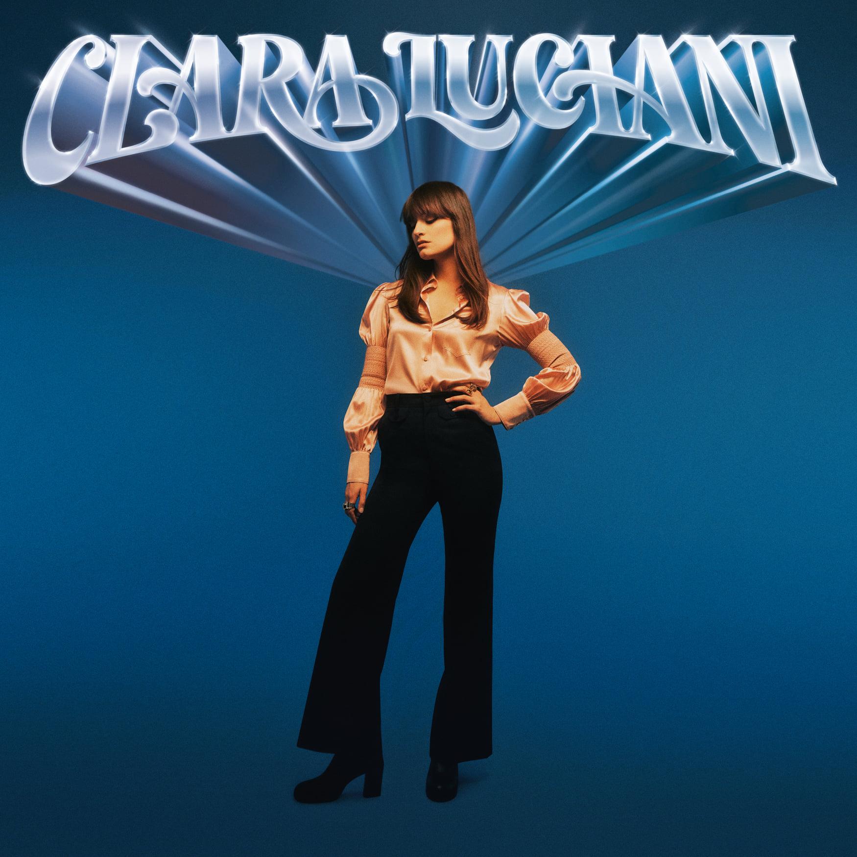 Clara Luciani - Coeur - deuxième album -