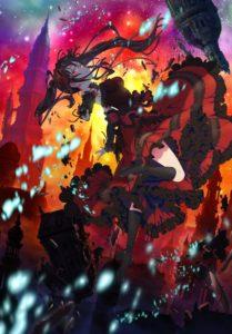tokisaki kurumi date a live date a bullet animé light novel film cinéma
