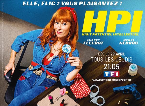 HPI - TF1 - Audrey Fleurot -