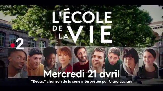L'école de la vie - France 2 -