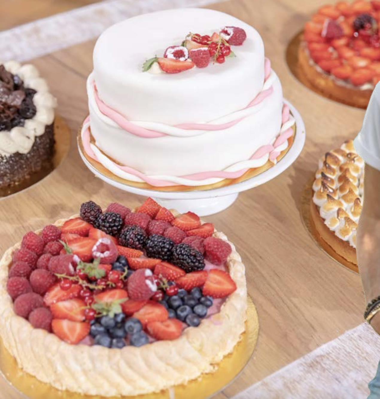 Mon gâteau est le meilleur de France - M6 - Cyril Lignac -