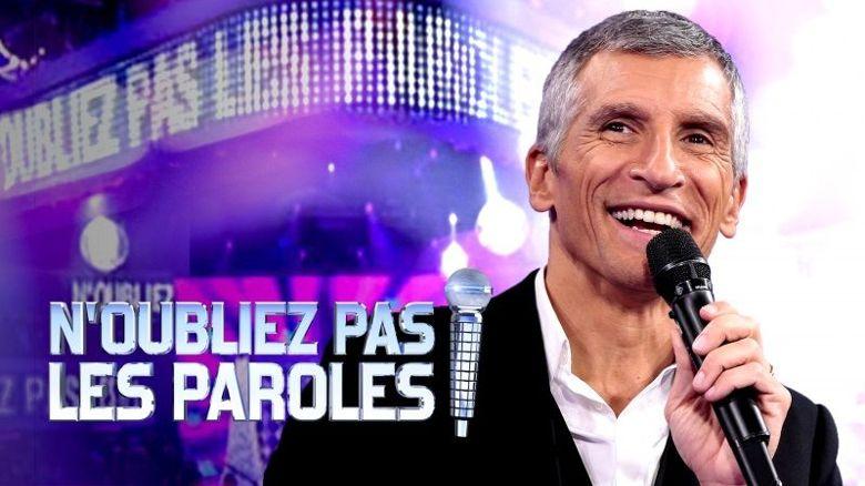 N'oubliez pas les paroles - tournoi maestros - France 2 - Nagui -