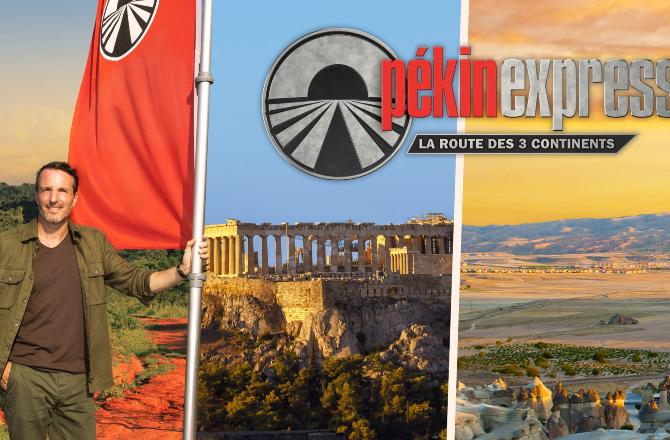 Pékin Express - La route des 3 continents - Finale - M6 -