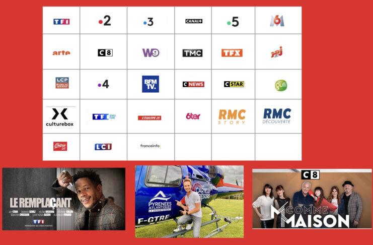 Programme tv - sélection tv - Le remplaçant - La carte aux trésors - M comme maison -