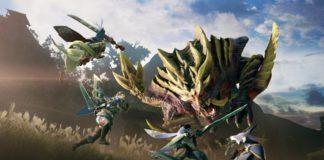 Monster Hunter Rise World Capcom Switch Nintendo Story of Seasons Outriders shooter fps jeu de tir squareenix