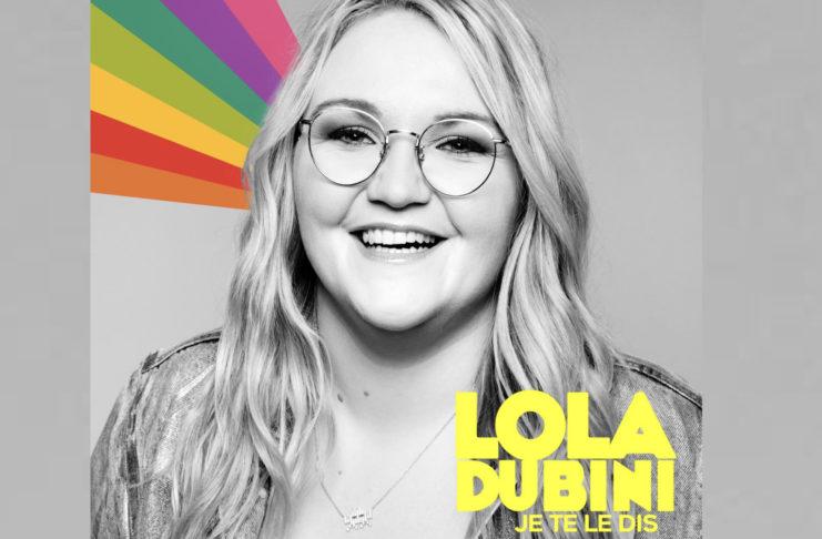 Lola Dubini - Je te le dis -
